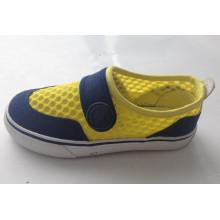 Chaussures en ligne pour enfants 2016 Chaussures en caoutchouc (SNK-02010)