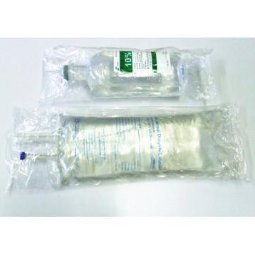 Infusor Bottles Flow Pack Wrapper (GZB550)