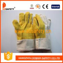 Safety Canvas Working Glove Dcd133