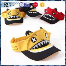 Best selling OEM design hight quality fashion sun visor cap wholesale