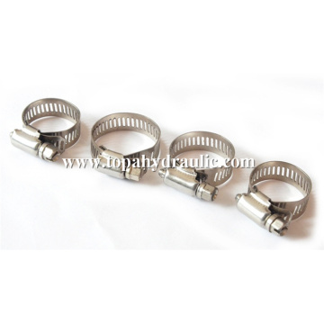 heavy duty hydraulic nipple clamp for female