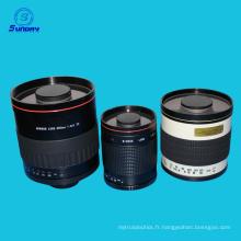 Lentille miroir 300mm F6.3
