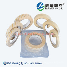 Self Adhesive Pressure Steam Sterilization Autoclave Tape