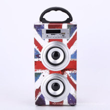 2018 New design portable edison professional bluetooth speaker guangzhou