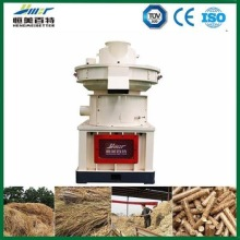 Precio de fábrica de la máquina de pellets de madera hecha en casa