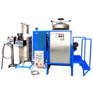 Solvent Recovery Machine for Painting Workshop