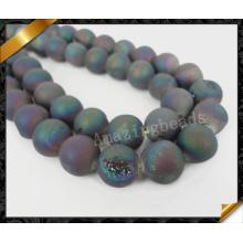Оптовые ювелирные изделия Druzy, ювелирные изделия Gemstone агата (, ювелирные изделия способа (YAD024)