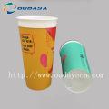 Tasse de boisson froide colorée de haute qualité