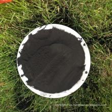 Carbón activado carbón de Hongya en polvo para la industria alimentaria
