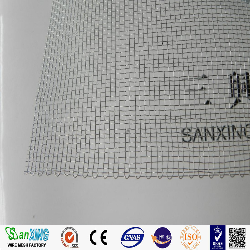 galvanized square wire mesh