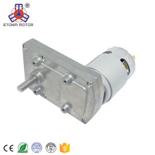 motor eléctrico de baja velocidad y alto par 12v 30w