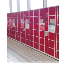 24 Doors Digital Electronic Barcode Steel Locker