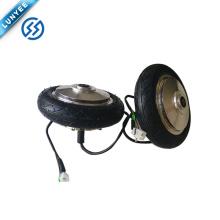 "24v 8"" Geared Single/Double Shaft BLDC Geared Hub Motor High Torque Customized"