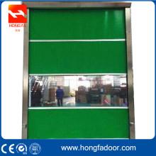 Porta Interna de Alta Velocidade em PVC