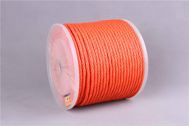 PP Splitfilm Twist Rope