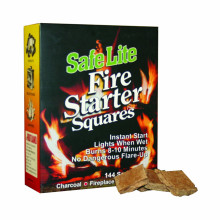 Recyclable Paper Sack for Barbecue BBQ Charcoal