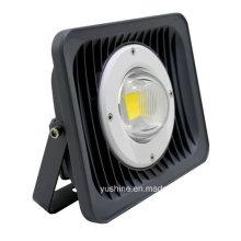 20W luz de inundación LED con lente