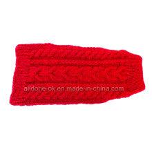 OEM оптовой осенью и зимой стиль руки вязать свитер собаки