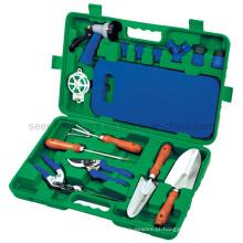15 PCS conjunto de ferramentas de jardim Kit (SE5655)