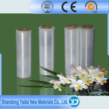 23 Micron Film, High Quality LLDPE Stretch Film Wrapping Film