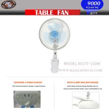6inch Clip Fan mit Mesh Grill Qualität