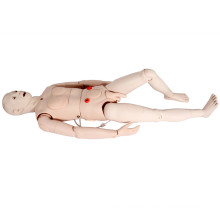 Multifunktionale Krankenpflege Skill Training Human Medical Simulator Modell