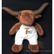 stuffed christmas horse toy