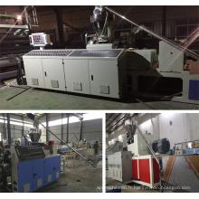 Machine jumelle conique d'extrudeuse à vis avec du CE a approuvé (SJSZ65 / 132)