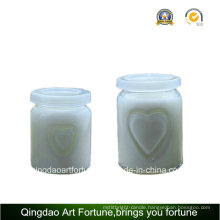 Glass Jars for Smoothies and Yoghurts