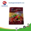 Metallische Folie Laminierte Kunststoffverpackung für Lebensmittel