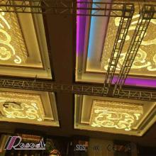 Лобби Декоративная хрустальная люстра для гостиничного проекта