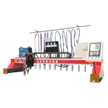 Máquina automática de corte de chapa