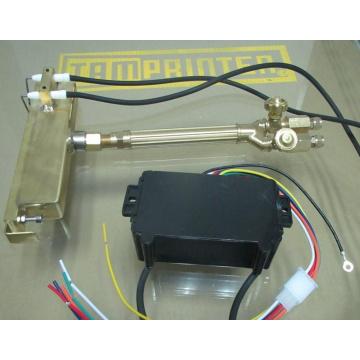 Tam-F70A Air-gaz brûleur flamme Machine de traitement