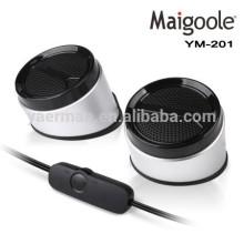 Sistema de altavoces de sonido, mini altavoz portátil, altavoz pc