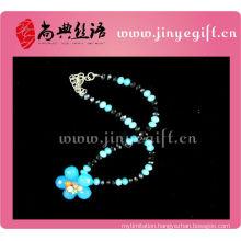 Fashion Handmade Crystal Bead Necklace
