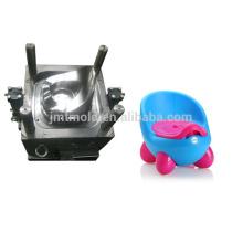 El mejor elige el molde modificado para requisitos particulares del tazón de fuente del inodoro del asiento de bote del bebé