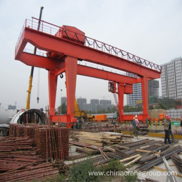 Rubber Tired Gantry (RTG) crane