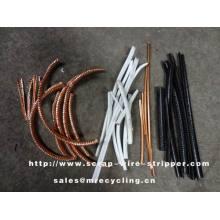 Scrap Wire Stripping And Cutting Machine