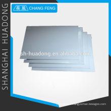 haute qualité moulé feuille de PTFE, utilisé comme matériau anti-d'attrition