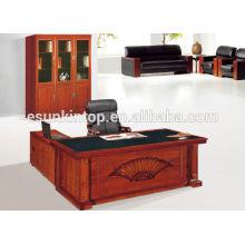 Mobiliário executivo de luxo para escritório comercial