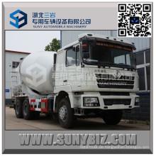 Shacman Delong F3000 12 Cbm Zementmischer LKW