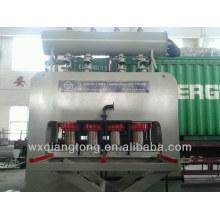 Qiangtong Laminators for furniture boards production/short- cycle melamine hot press