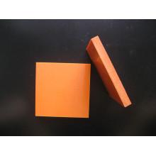 Hoja de laminado de aislamiento de papel fenólico