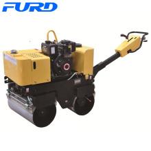 Máquina do rolo de estrada do impulso da mão do CE 800kg do rolo de estrada FURD