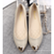 2016 Nova Moda Senhora Moda Vestido Calçado Casual Plano Baratos