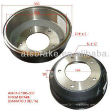 42431-87305-000 pour tambour de frein DAIHATSU