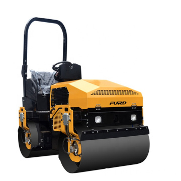 3 ton Roller Compactor Machine For Compacting Soil