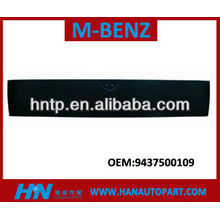 MERCEDES BENZ TRUCK AVANT PANEL mercedes benz pièces de camion benz camion pièces de carrosserie 9437500109