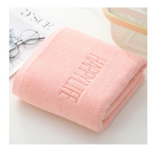 70 140 32s 100%  combed  cotton absorbent  coton pink big bath baby beach  soft towel rowels sets