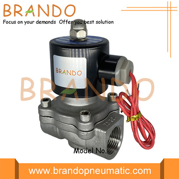 "2S series 3/4 ""Electric Stainless Steel Solenoid Valve"